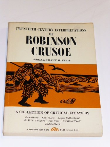 Robinson crusoe essays - Pay Us To Write Your Assignment Quick