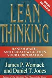 img - for Lean Thinking: Banish Waste and Create Wealth in Your Corporation, Revised and Updated [Hardcover] [2003] 2nd Ed. James P. Womack, Daniel T. Jones book / textbook / text book