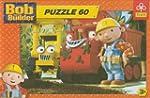 Puzzle 60 pi�ces - Bob le Bricoleur :...
