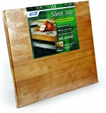 Camco 43521 Oak Accents Universal Silent Top Stovetop Cover (Oak Finish)