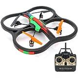 Wltoys V262 2.4ghz Big 6 Axis Rc Quadcopter RTF
