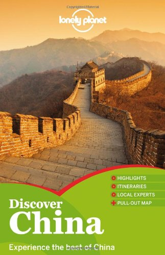 Lonely Planet Discover China (Travel Guide) front-1032472