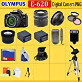 Olympus E-system E-620 SLR Digital Camera with