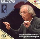 echange, troc  - Beethoven: Symphonies 1 & 3 [SACD]