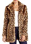2B Leopard Faux Fur Coat