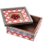 Shabby Chic Wood Box