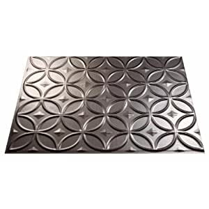 thermoplastic decorative backsplash panel home