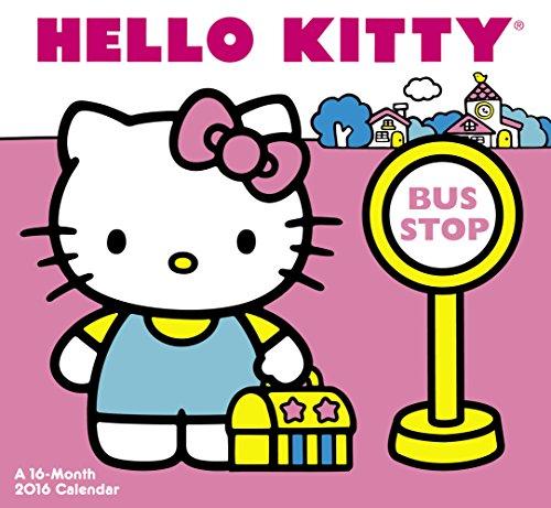 Hello Kitty 2016 Calendar