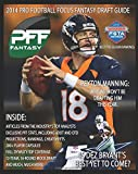 img - for 2014 Pro Football Focus Fantasy Draft Guide book / textbook / text book
