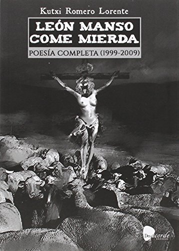 LEÓN MANSO COME MIERDA