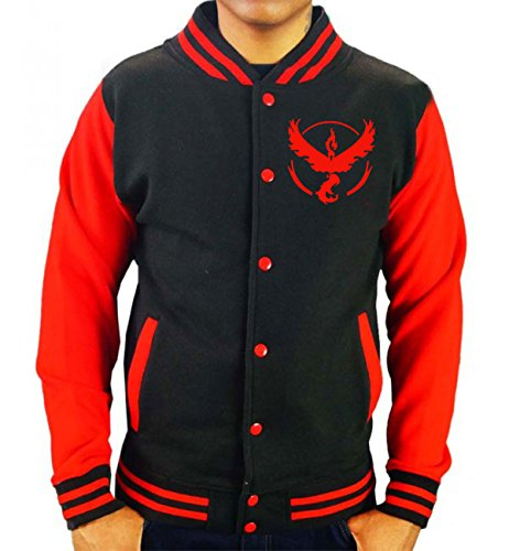 Official Pokemon Go Emblem Unisex Varsity