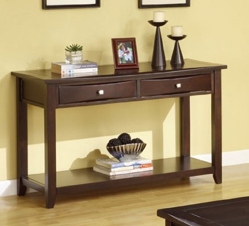 Cheap Console Table by Poundex (F6220)