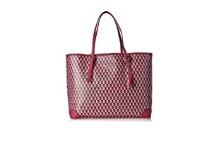 Guess Tote (Fucsia / Gris)