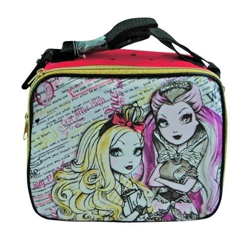 Mattel Ever After High School Lunch Bag with Strap - 1