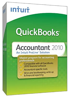 QuickBooks Premier Accountant 2010 [OLD VERSION]