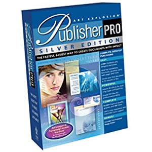 Art Explosion Publisher Pro Silver