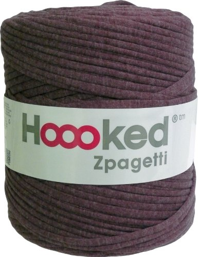 Violet cloth tore Zupagetti 800 for hand-knitted cotton DMC Hooked Zpagetti # (japan import)
