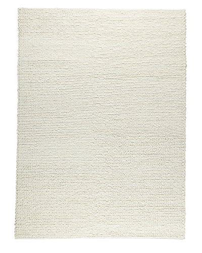 MAT The Basics Ladhak Rug  [White]
