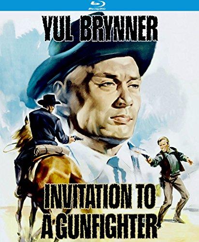 Invitation to a Gunfighter [Blu-ray]