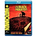 Watchmen: Tales of the Black Freighter & Under the Hood [Blu-ray]