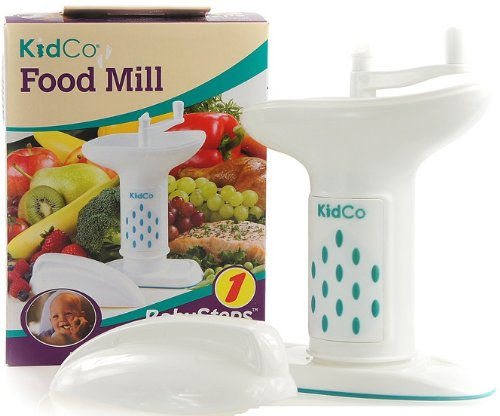 Best food mill for baby food