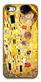 The Racoon Lean The Kiss - Klimt hard plastic printed back case / cover for Apple Iphone 5/5s