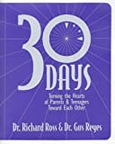 img - for 30 Days Turning the Hearts of Parents book / textbook / text book