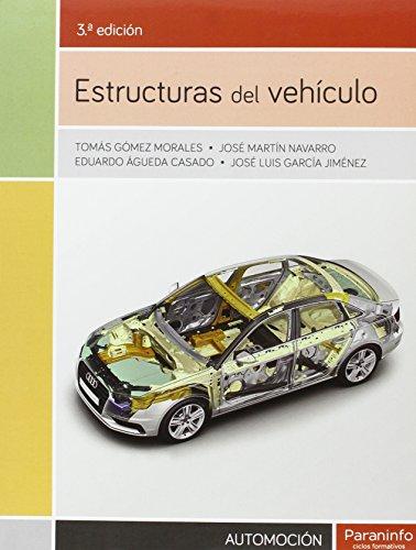 Estructuras del vehículo 3.ª edición (2016)
