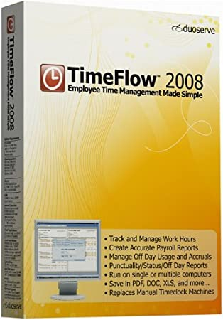 Time Flow 2008 From Duoserve