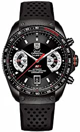 TAG Heuer Men s CAV518B FT6016 Grand Carrera Automatic Chronograph Watch