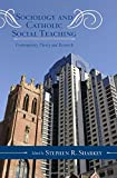 img - for Sociology and Catholic Social Teaching: Contemporary Theory and Research (Catholic Social Thought) book / textbook / text book