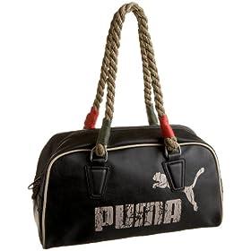 PUMA FTPA Heritage Large Satchel Handbag