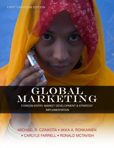 Global Marketing: Foreign Entry, Market Development & Strategy Implementation
