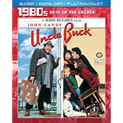 Uncle Buck (Blu-ray + DIGITAL HD with UltraViolet)