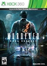 Murdered: Soul Suspect, X360.