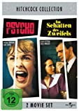 Hitchcock-Collection: Psycho / Im Schatten des Zweifels [2 DVDs]