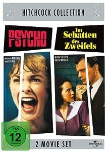 Hitchcock-Collection: Psycho / Im Schatten des Zweifels [2 DVDs]