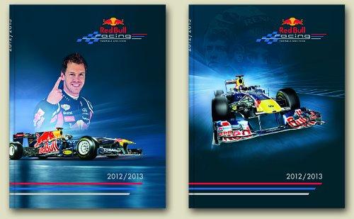 Schülerkalender aus der RedBull Vettel-Serie (Motiv: Vettel)