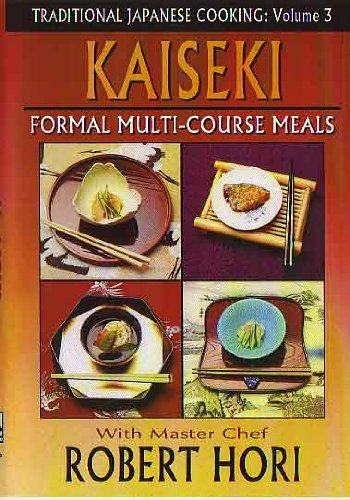 Traditional Japanese Cooking Vol.2: Kaiseki