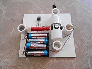 Share facebook twitter pinterest 1 new from 34 95 see for Simple electric motor science project