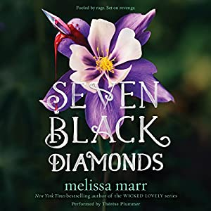 Seven Black Diamonds Hörbuch