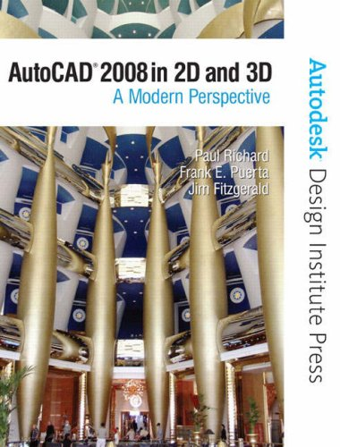 AutoCAD 2008 in 2D and 3D: A Modern Perspective