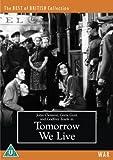 Tomorrow We Live [1943] [DVD]