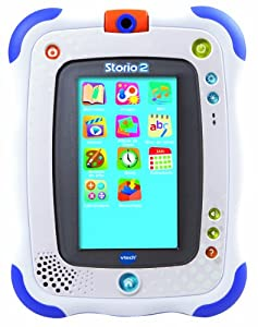 Amazon.com: Vtech Storio 2 Tablet con Rufus Game: Toys & Games