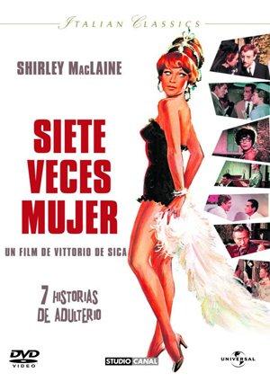 Woman Times Seven / Семь раз женщина (1967)