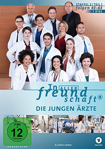 In aller Freundschaft - Die jungen Ärzte - Staffel 2/Folgen 43-63 [Edizione: Germania]