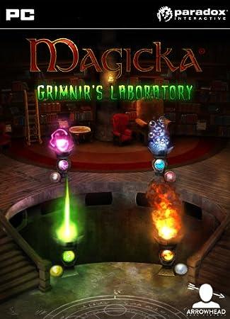 Magicka: Grimnir's Laboratory DLC [Download]