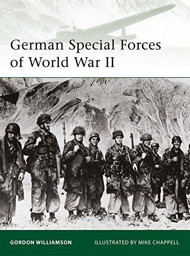 German Special Forces of World War II (Elite)