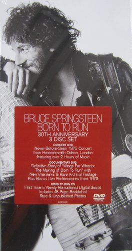Born To Run 30th Anniversary Edition [1 CD + 2 DVD]