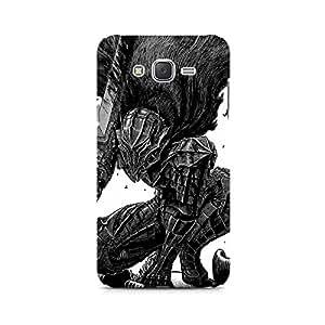 TAZindia Designer Printed Hard Back Case Mobile Cover For Samsung Galaxy J5